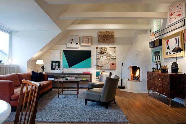 Penthouse Art Deco