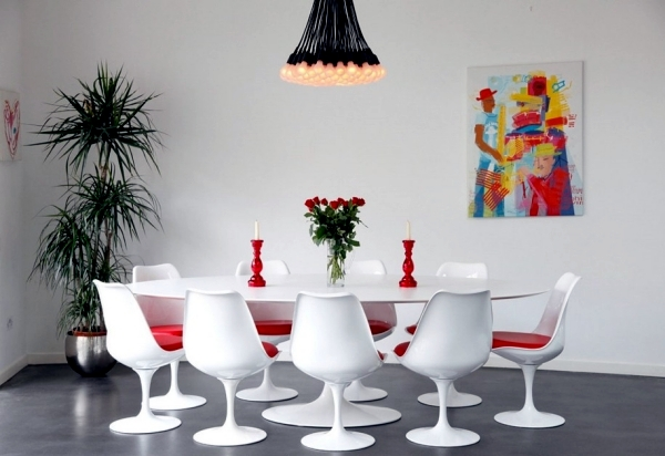 Perfect ambience for dining chairs - Which color is right?