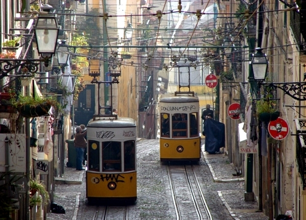 Planning family holidays in Lisbon Portugal - Places in Spring