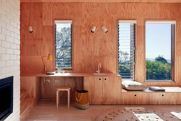 Plywood Is A Good Choice If You Want To Create Stylish Interior Design And Refinement At Home On Budget The Of Wall Boards