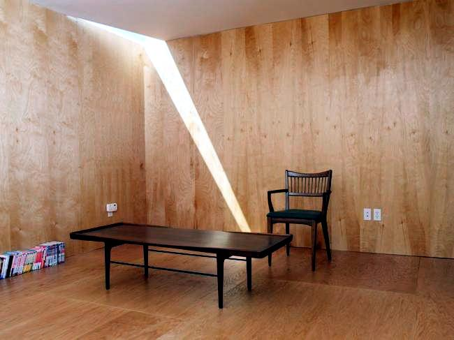 Plywood for interior design the pleasantly warm wood for At home interior design