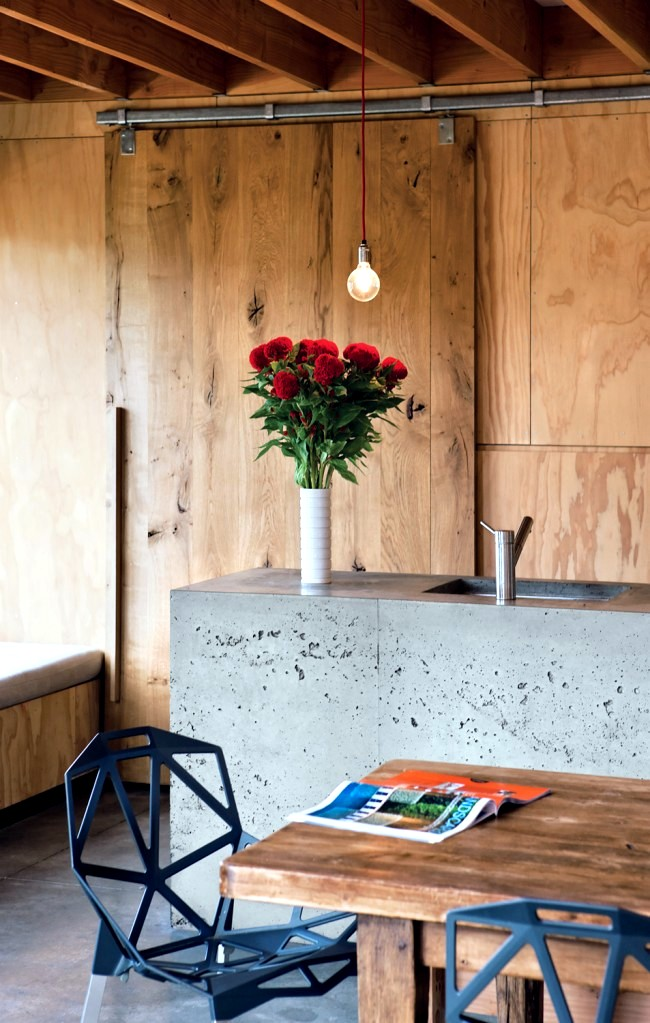 Plywood for interior design - The pleasantly warm wood look at home