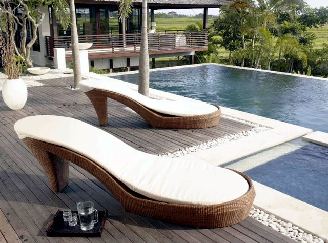 unusual outdoor furniture. how can individually poly rattan garden furniture look some designers show us create with very unusual shapes the wicker sofa in high heel turn outdoor a
