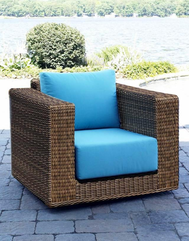 Poly rattan garden furniture - endless design possibilities