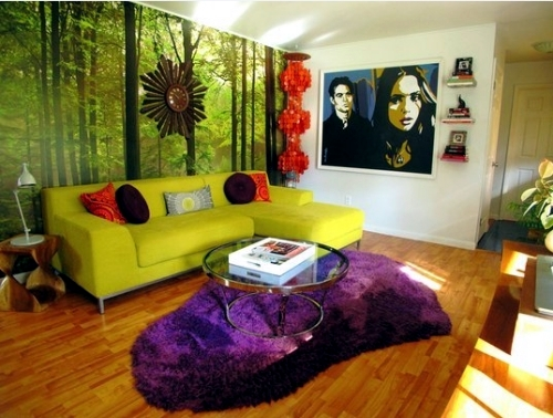 Pop Art In The Interior 20 Ideas For Attractive Interior