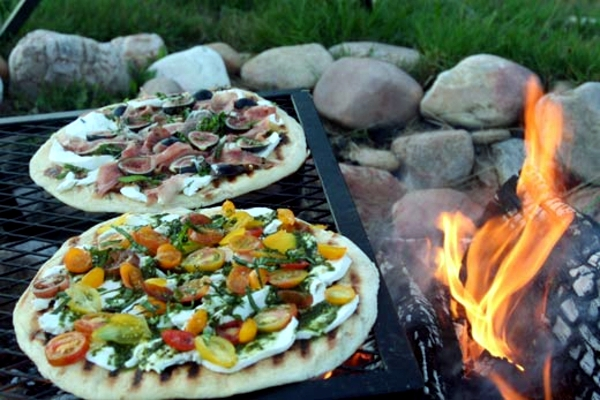 Food Grilling Camping Ideas