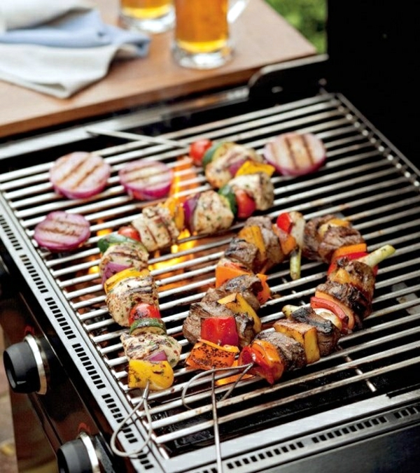 Prepare food for camping - Tips for Grills