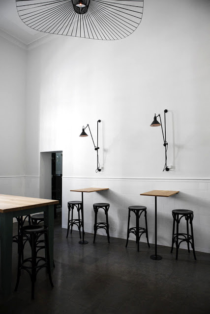 Project: Bar and Co, Helsinki