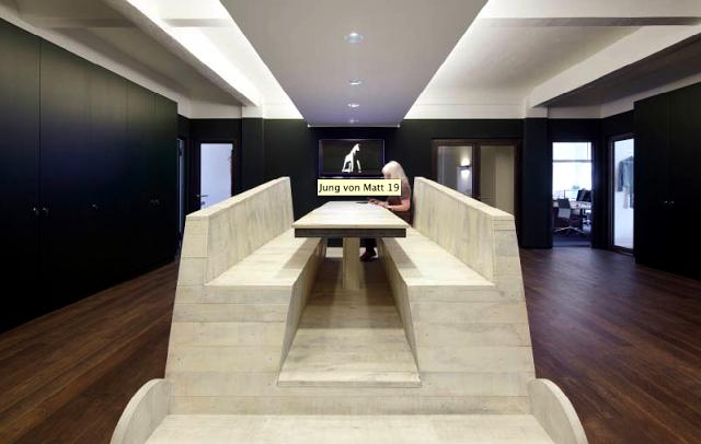 Project: Office Jung von Matt