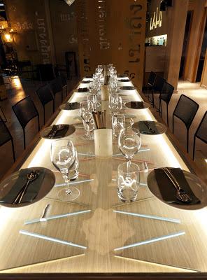 Project: Restaurant LAH! of IlmioDesign