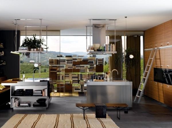 Quality designer kitchen furniture offer modern design ideas