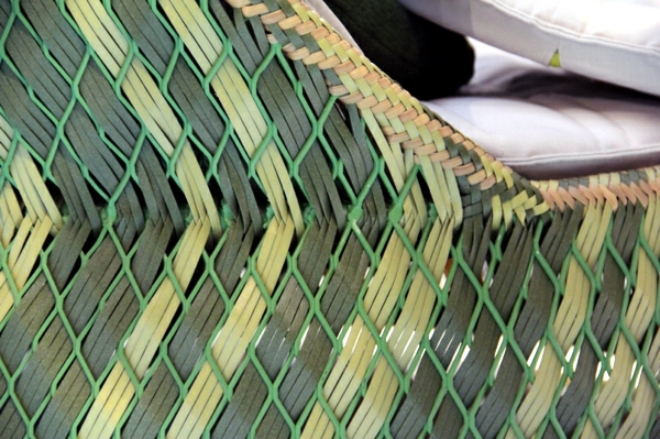 Rattan Garden Furniture African style for garden and balcony from Dedon