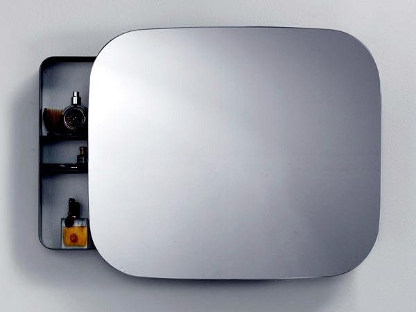 RAY Vanity Set Vanity and Mirror by Michael Hilgers