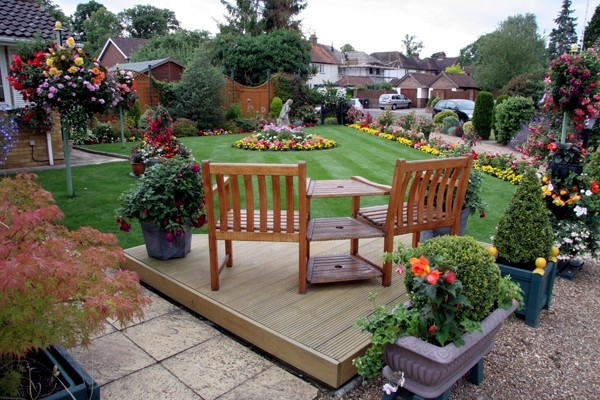 Refresh the garden at home - Ideas for Garden Design