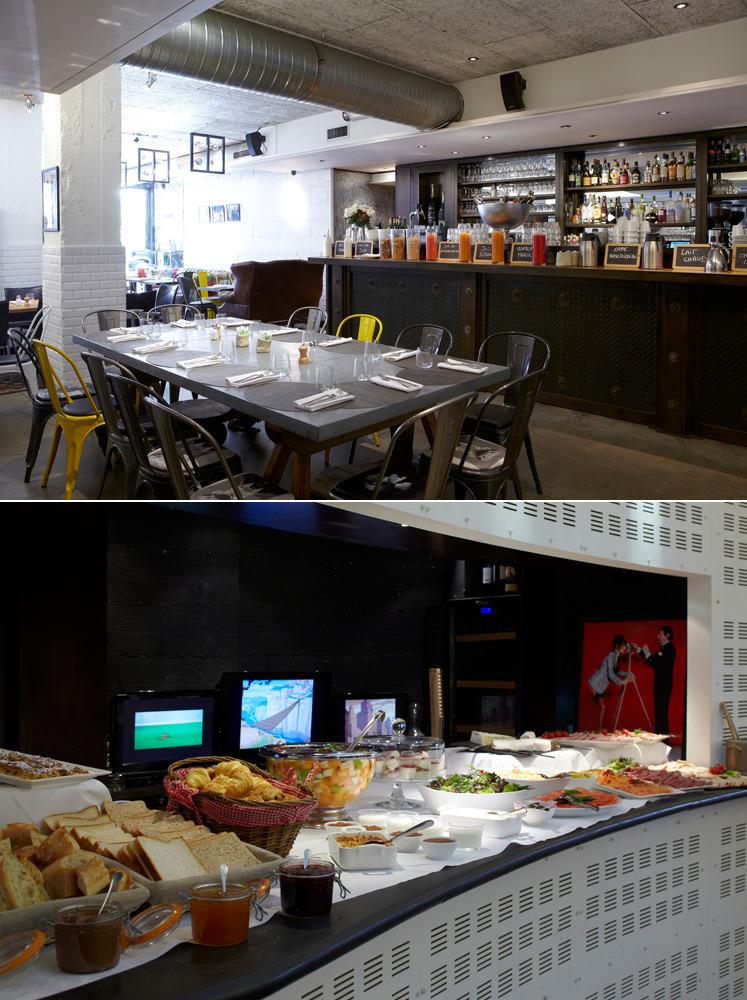 Renoma Caf Ef Bf Bd Restaurant Paris