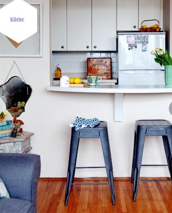 Renovate small apartment - cheap tricks for the establishment