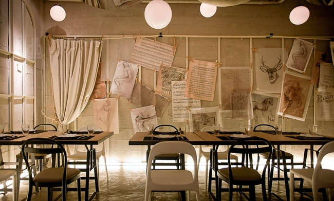 Restaurant in Bangkok convinced by chic décor of Metaphor