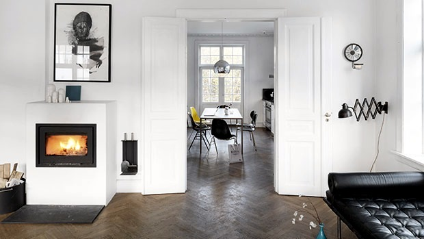 deco apartment Scandinavian