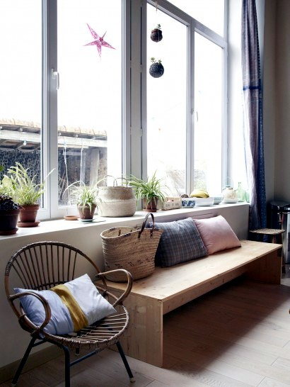 Scandinavian-inspired house in Nantes