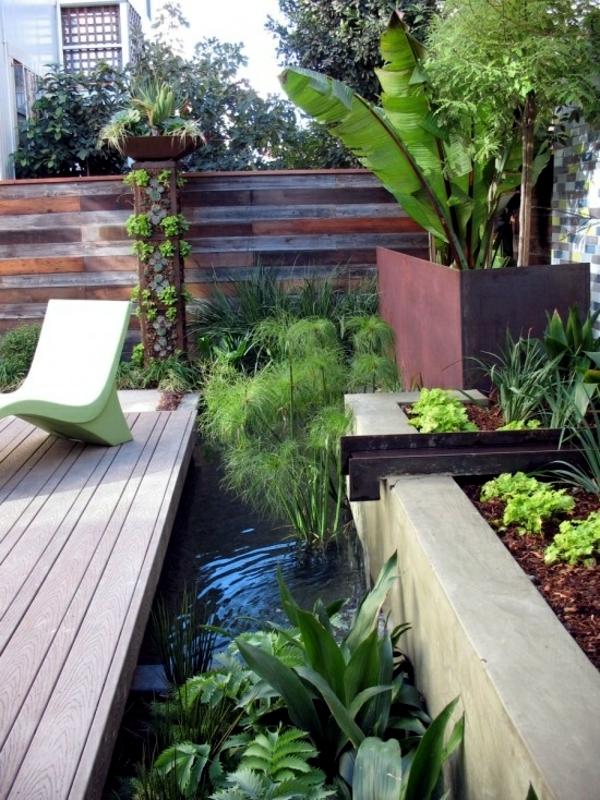 Screening Fence Or Garden Wall 102 Ideas For Garden