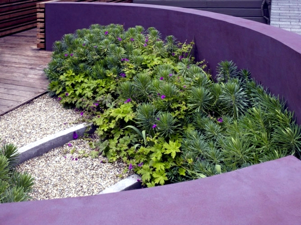 Charming Screening Fence Or Garden Wall   102 Ideas For Garden Design
