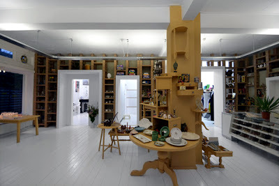 Second Hand Shop, De Bilt, NL Architects of BYTR