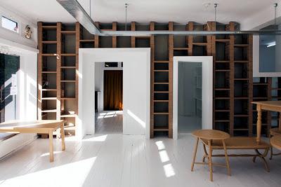 Second Hand Shop, De Bilt, NL Architects of BYTR