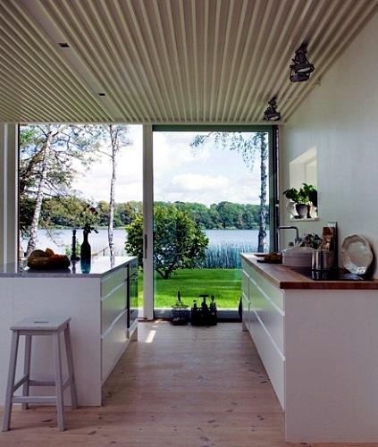 secondary modern residence