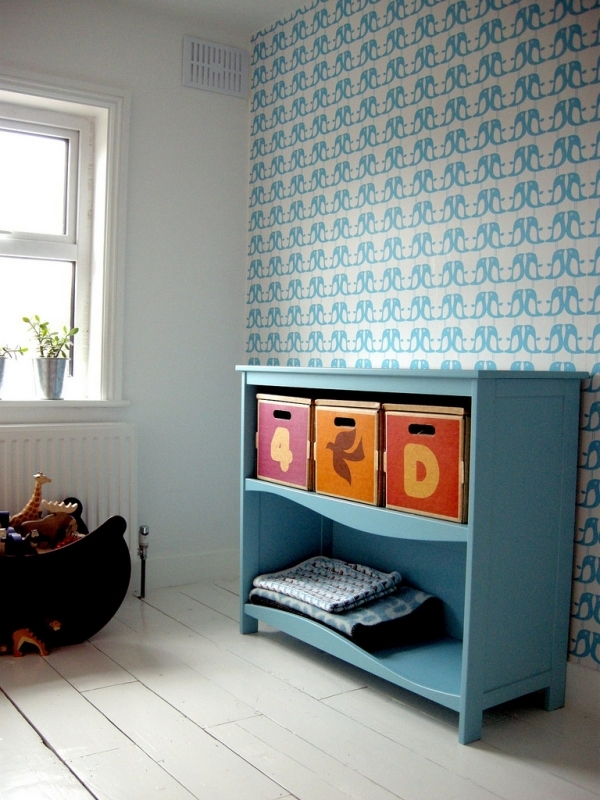 Select a wallpaper for children's rooms - Wall to feel