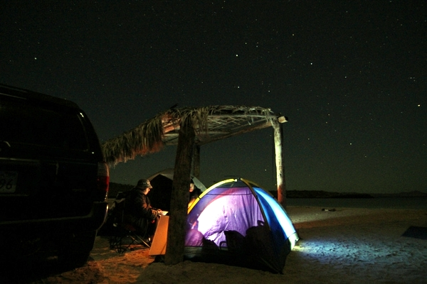 Select lights for the tent - Tips for camping equipment
