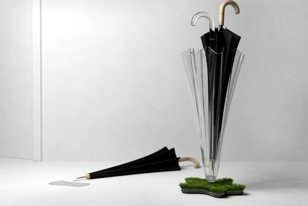 Modern umbrella stand Furniture In Recent Years The Trend Of Multifunctional Design And Home Accessories That Prevailed Furniture Even Simple Things Like Umbrella Combine Functionality Decor8 Send Umbrella Stand Designs For The Modern Industrial Design