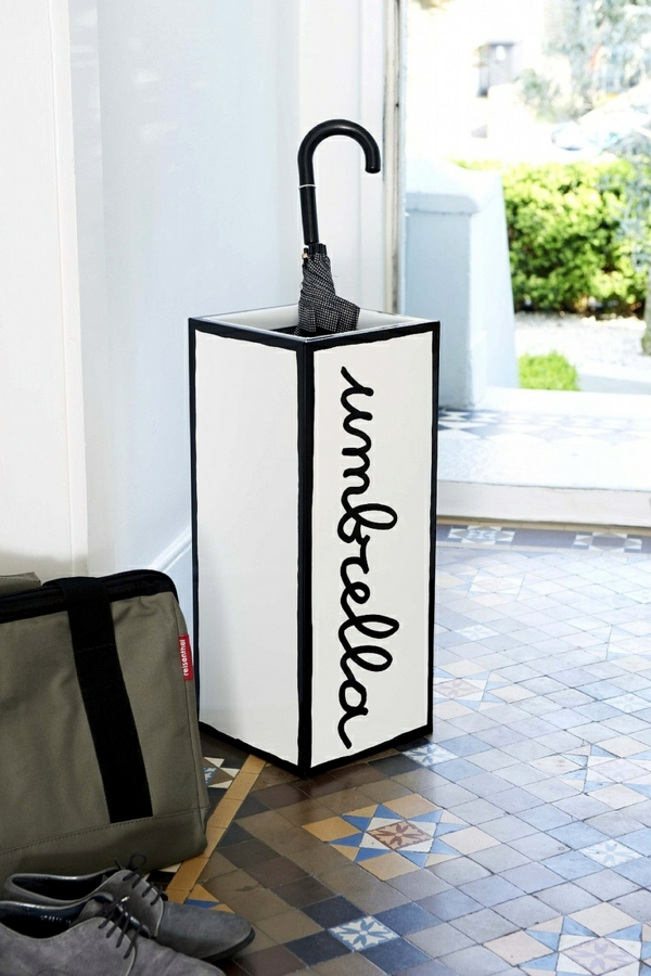 Send umbrella stand designs for the modern industrial design