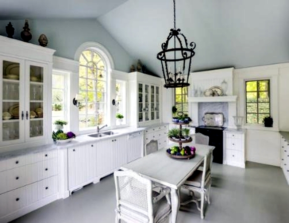 Setting Up Classic White Kitchen 15 Refined Kitchen Designs Interior Design Ideas Ofdesign
