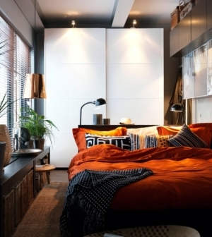 Setting up small bedroom 20 ideas for optimal planning for Bedroom setup ideas