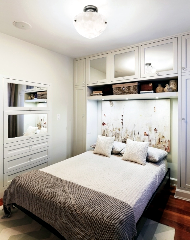 Peachy Setting Up Small Bedroom 20 Ideas For Optimal Planning Largest Home Design Picture Inspirations Pitcheantrous