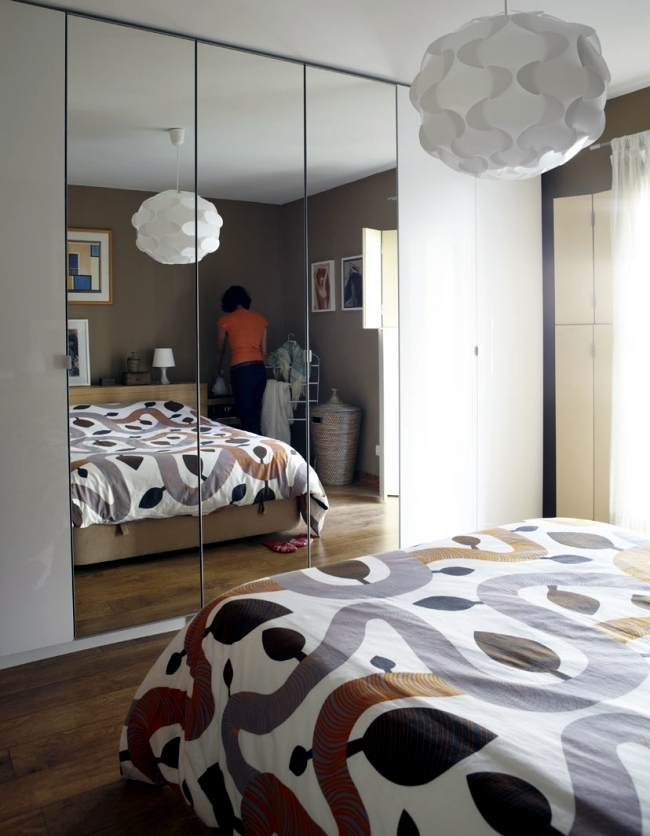 Setting up small bedroom 20 ideas for optimal planning - Amenagement petite chambre 9m2 ...
