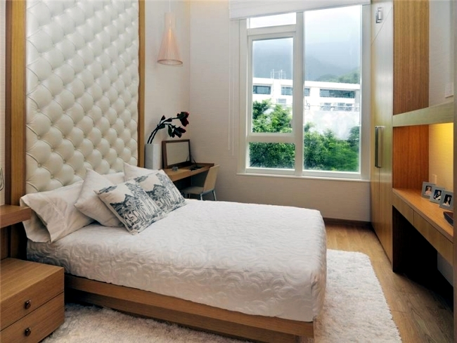 . Setting up small bedroom   20 ideas for optimal planning   Interior