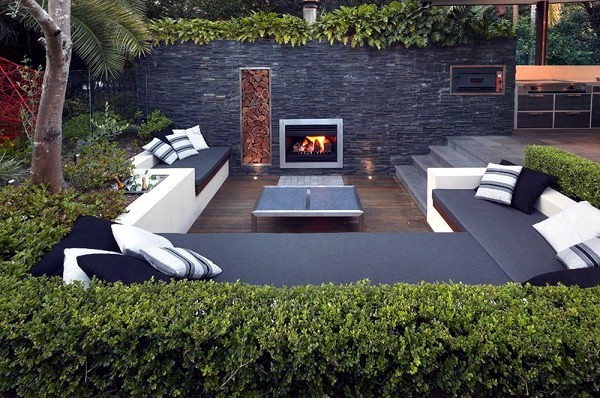 Superb Patio Area