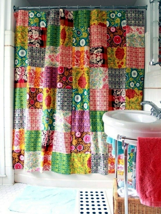 original craft ideas shower curtain and decorate it nicely original ideas for 2582