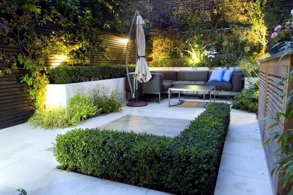 Small urban garden design – garden design ideas for modern ...
