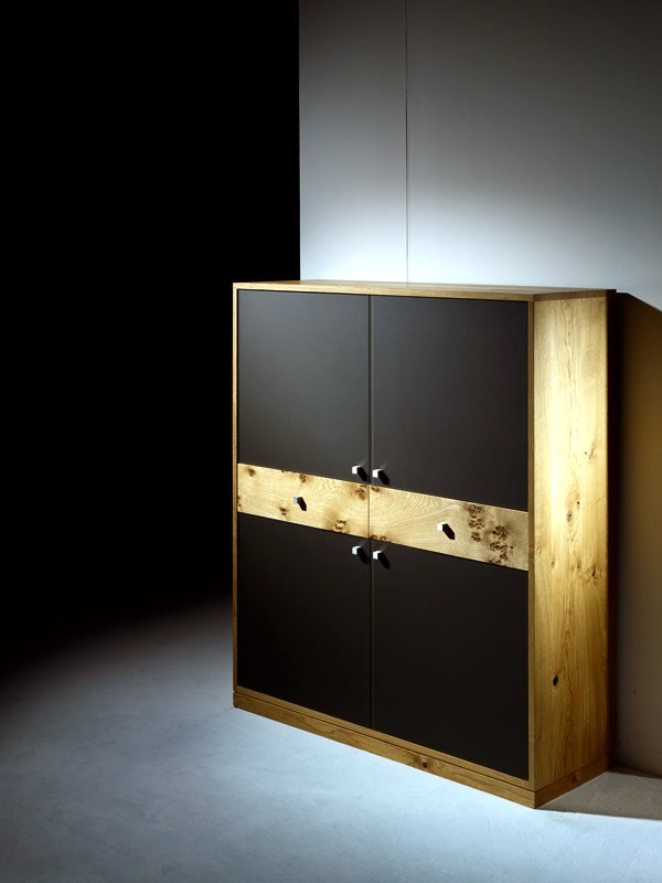 Solid wood furniture from Scholtissek – The timeless beauty of ... | {Schrankfronten 13}