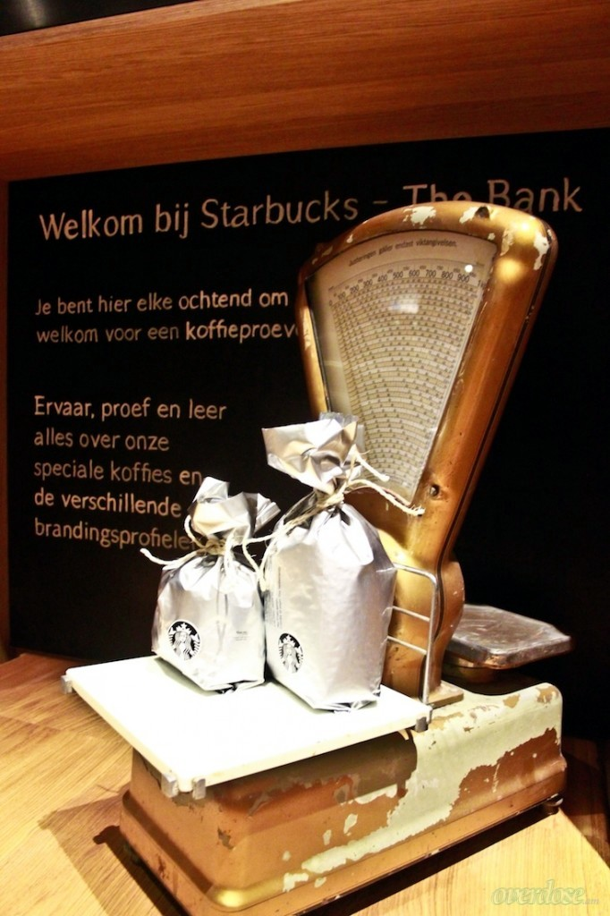 Starbucks The Bank in Amsterdam