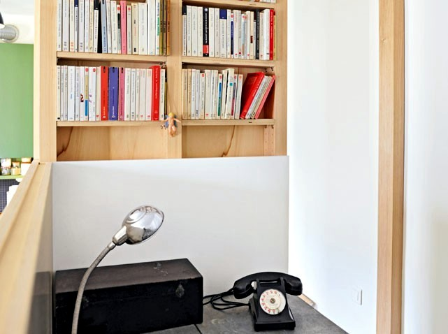 Studio of 29 m²
