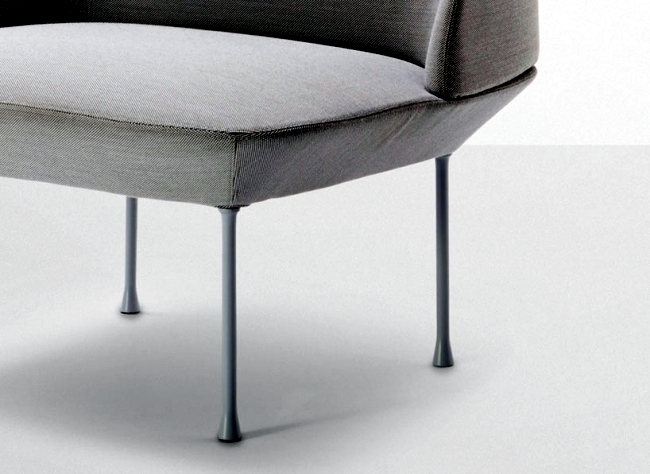Stylish and comfortable seating designs by Anderssen & Voll