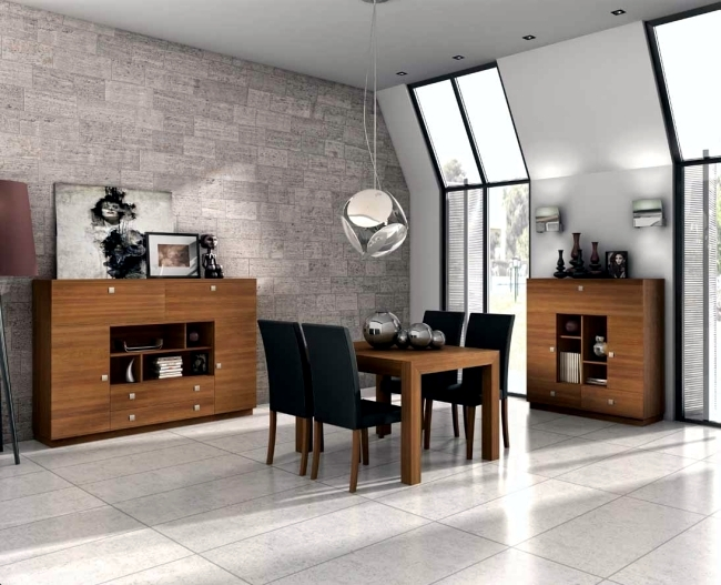 Suitable furniture for the dining room - Which is the right dining table-form?