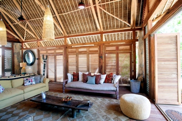 Suluwilo spectacular luxury villas on the coast of Mozambique