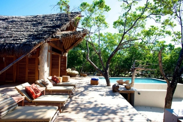 Suluwilo spectacular luxury villas on the coast of Mozambique