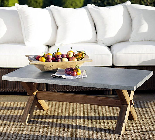 Summer decoration for your home ensures relaxation and a holiday mood