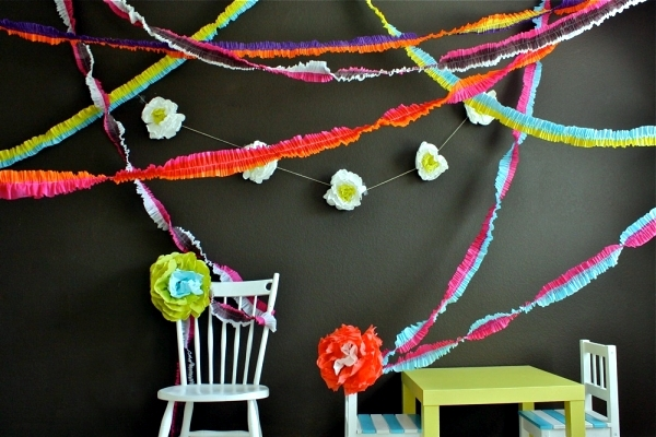 Summer decoration ideas to make your own for your garden party