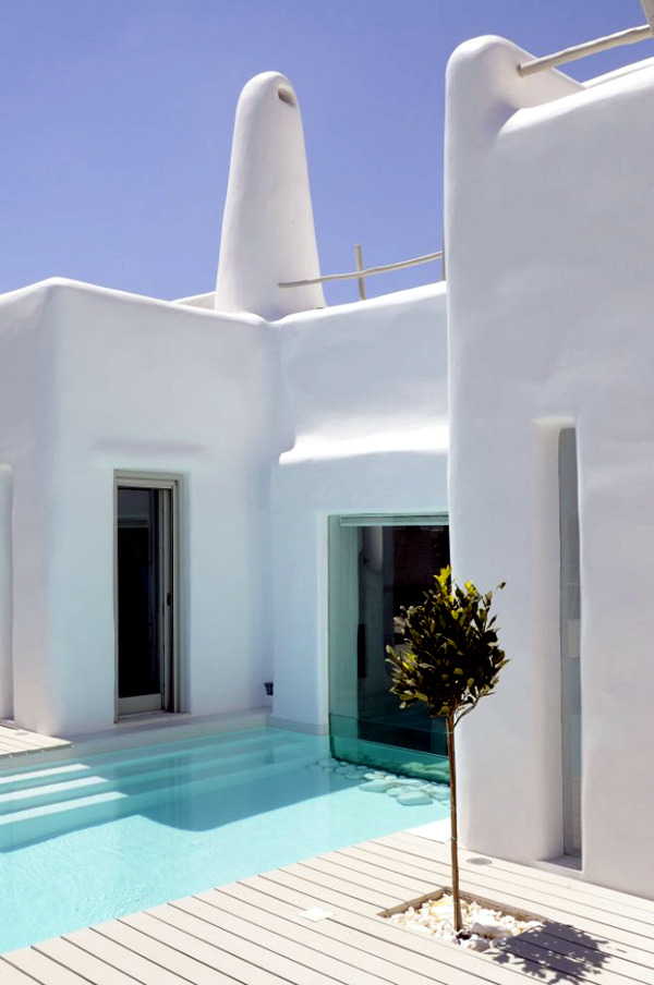 Summer House In The Cyclades Interior Design Ideas